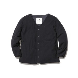 Kids FlexibleInsulated Cardigan 1 Black