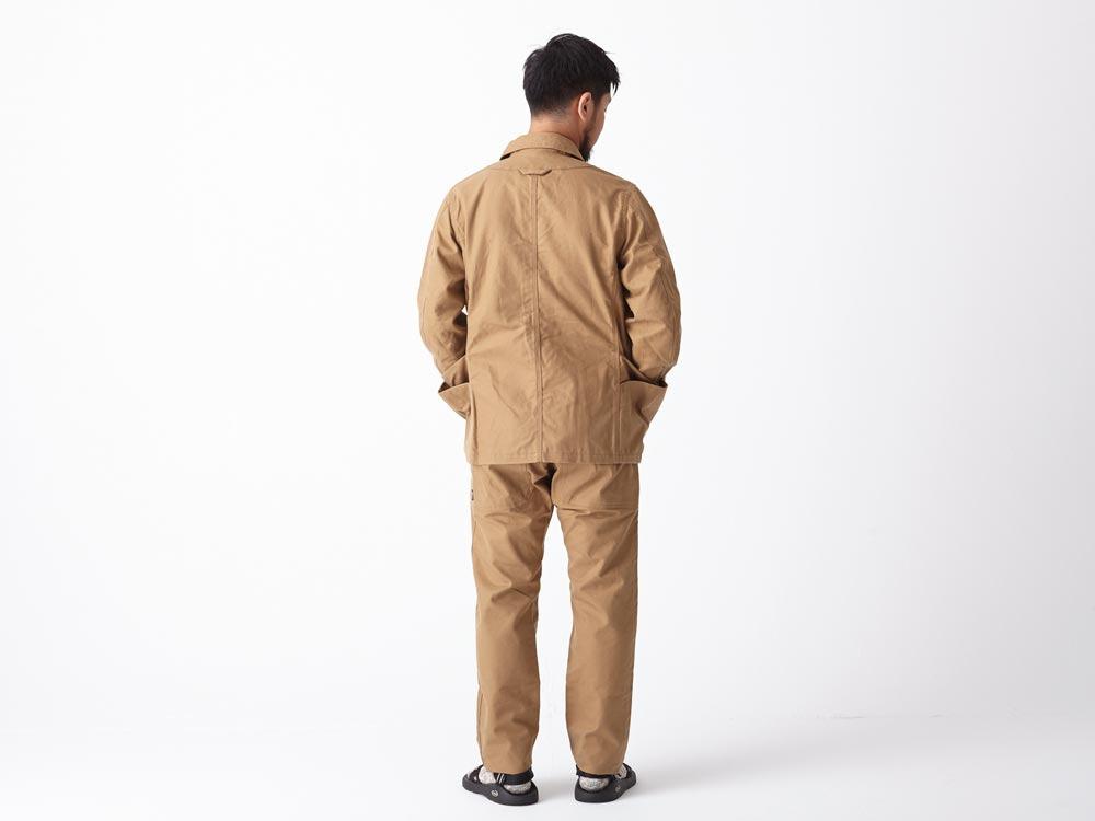 Takibi Coverall #1 L Brown3