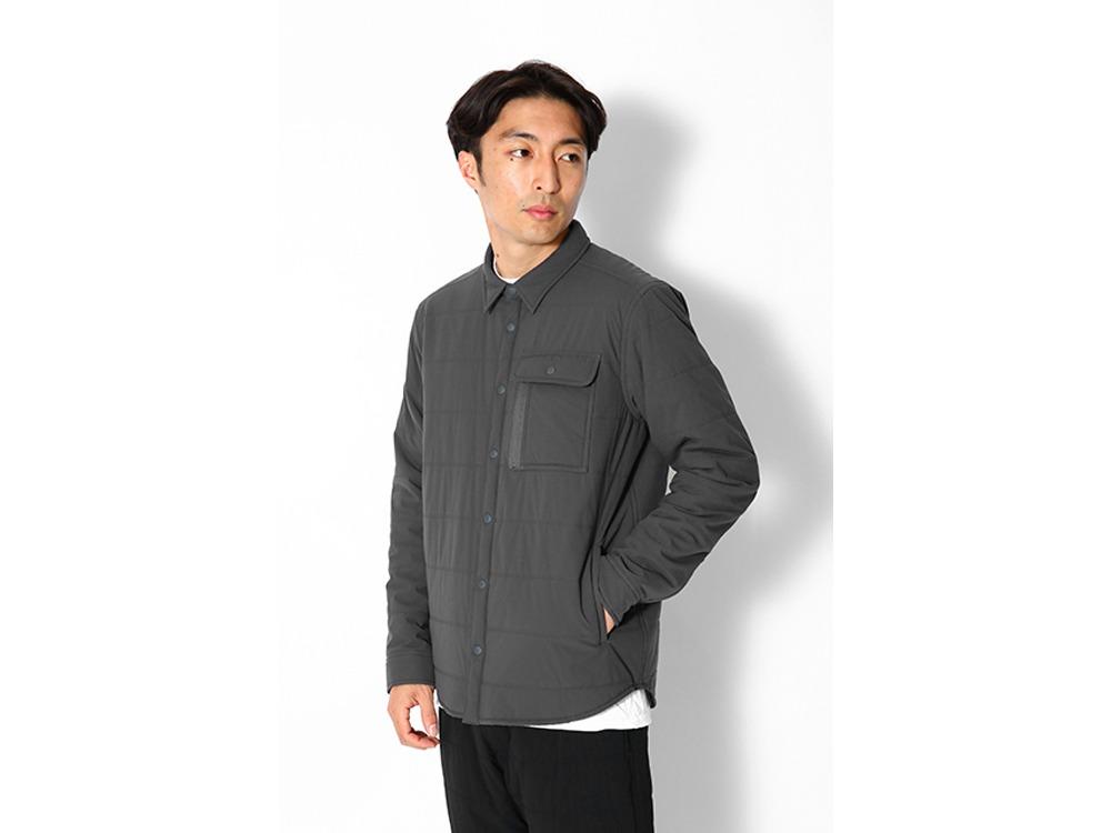 Flexible Insulated Shirt M Grey