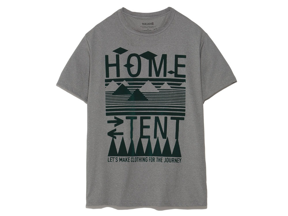 Solid HomeTent Tshirt S Grey0