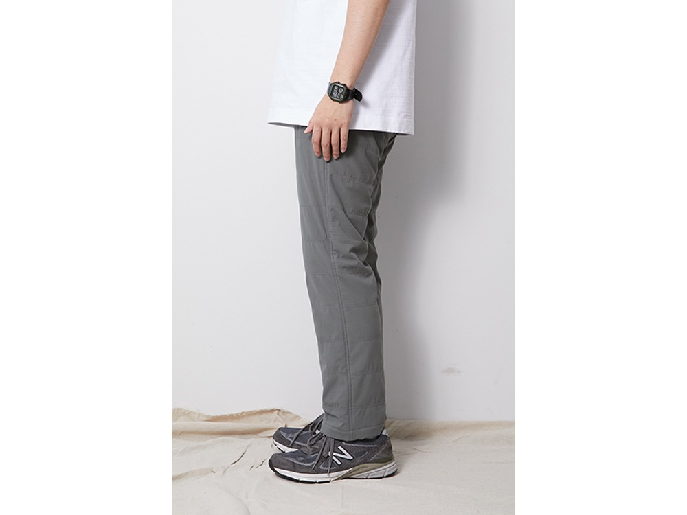 Flexible Insulated Pants XXL Greykhaki