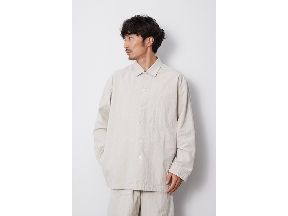 BAFU Cloth Shirt Jacket 1 Grey