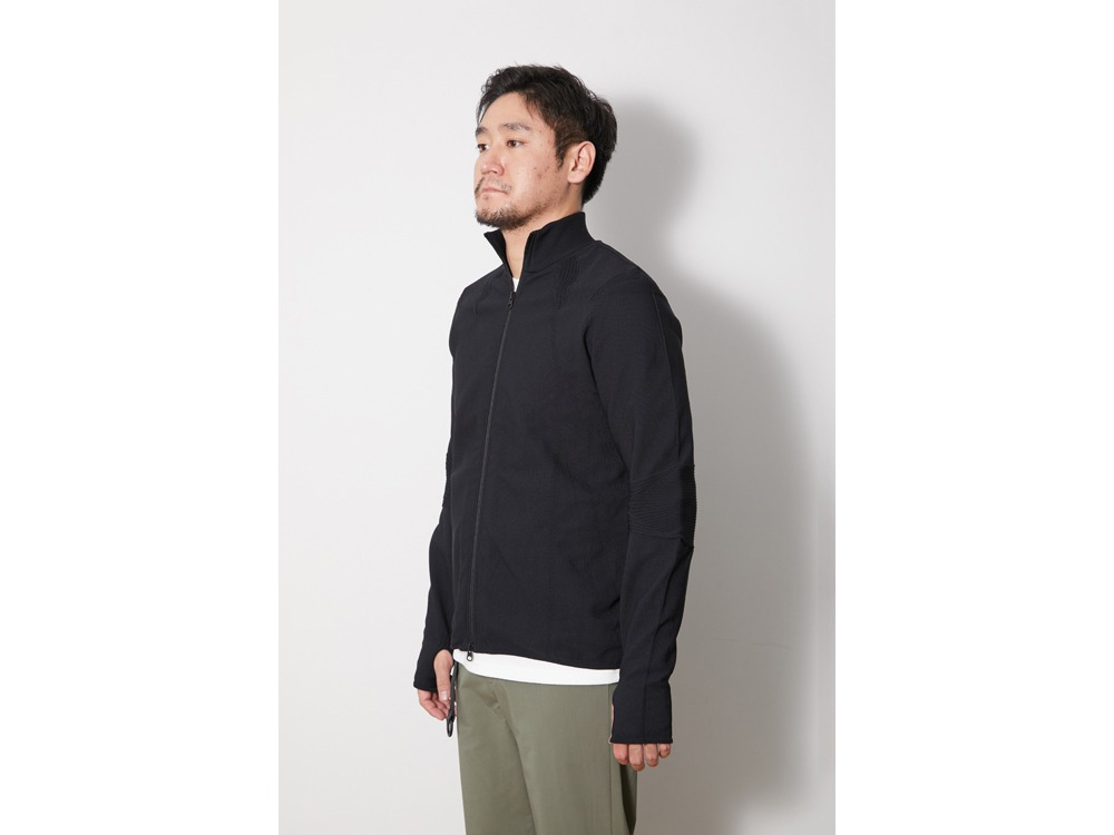 WG Stretch Knit Jacket M Black