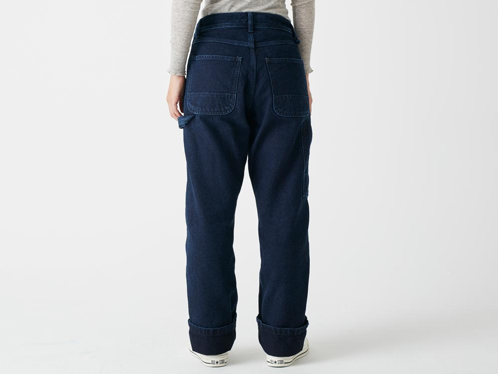 Okayama OX Pants L Indigo4
