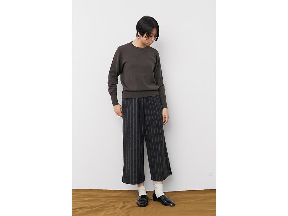 OG Wool Knit Pullover 1 Ecru