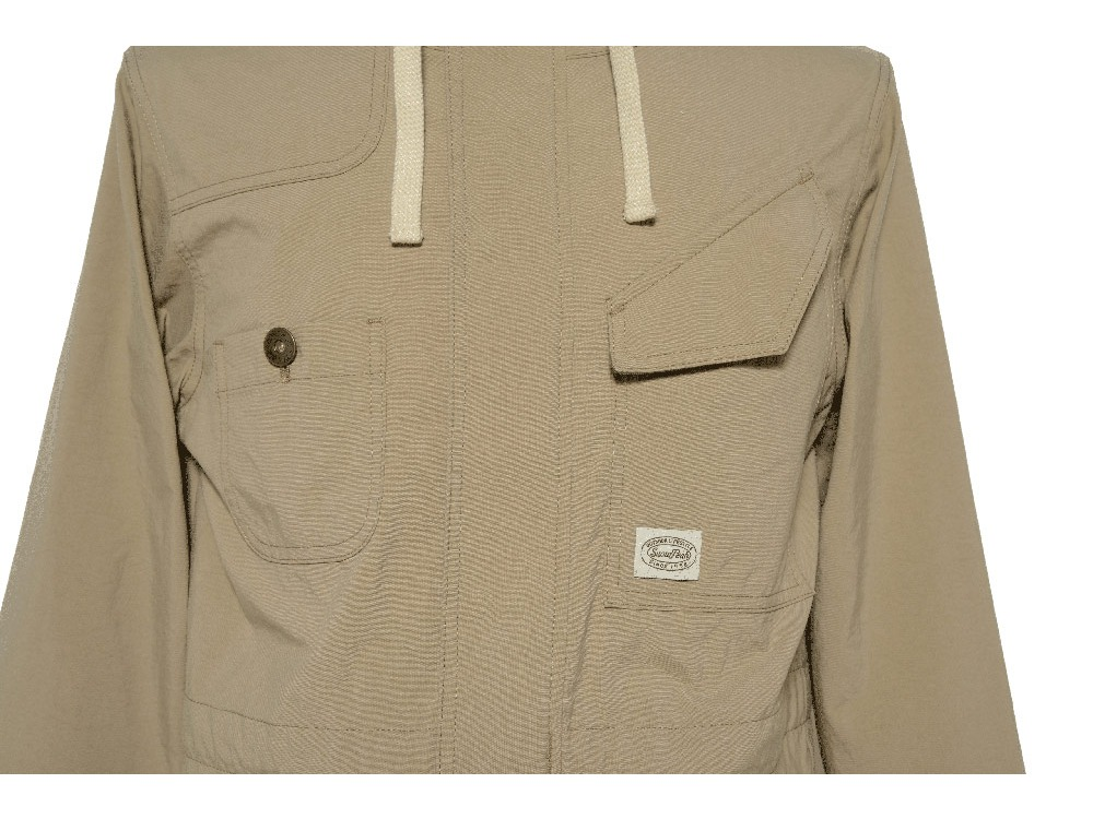 DWR Field jacket M Khaki4