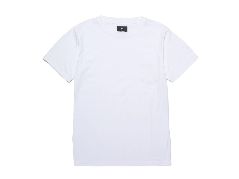 Pocket Tshirt L White0