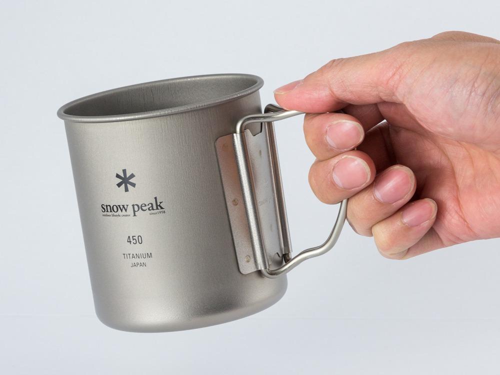 Titanium Single Cup 6002