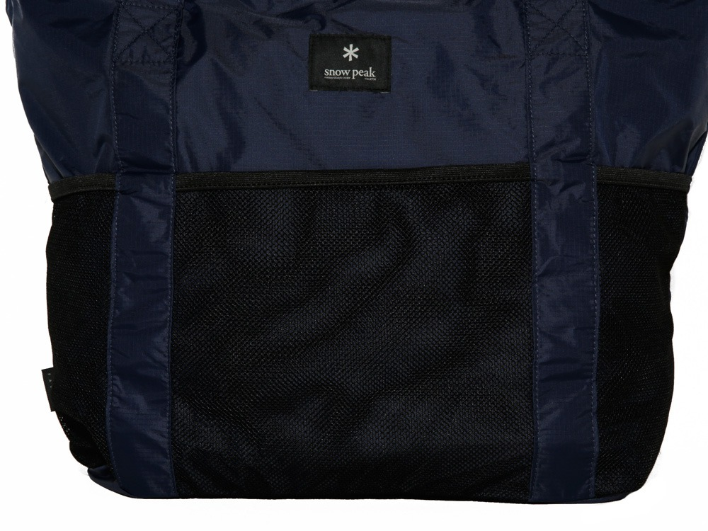 Pocketable Tote Bag Type02 Navy2