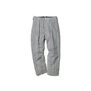 Printed Proof Canvas Pants