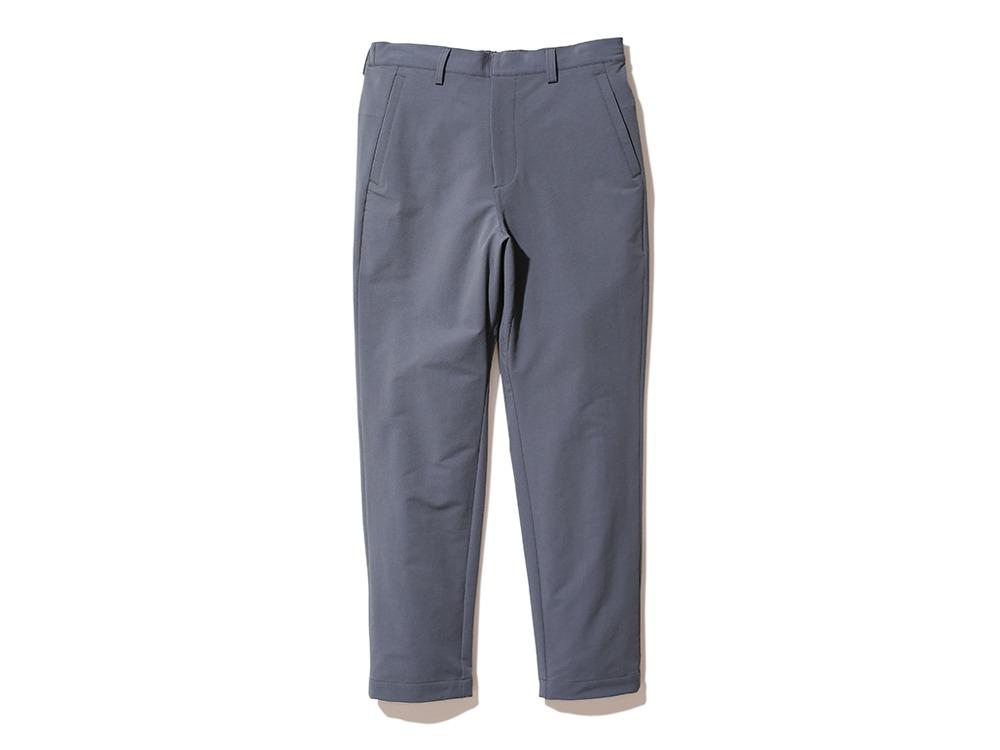 Nylon Power Wool Pants M Grey