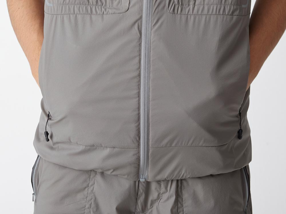 2LOcta Insulated Vest XXL Grey6