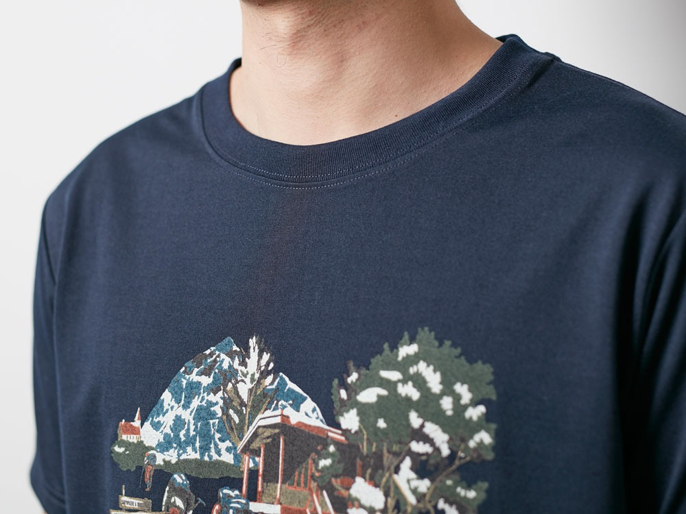 Campfield Tshirt XL Melange Grey5