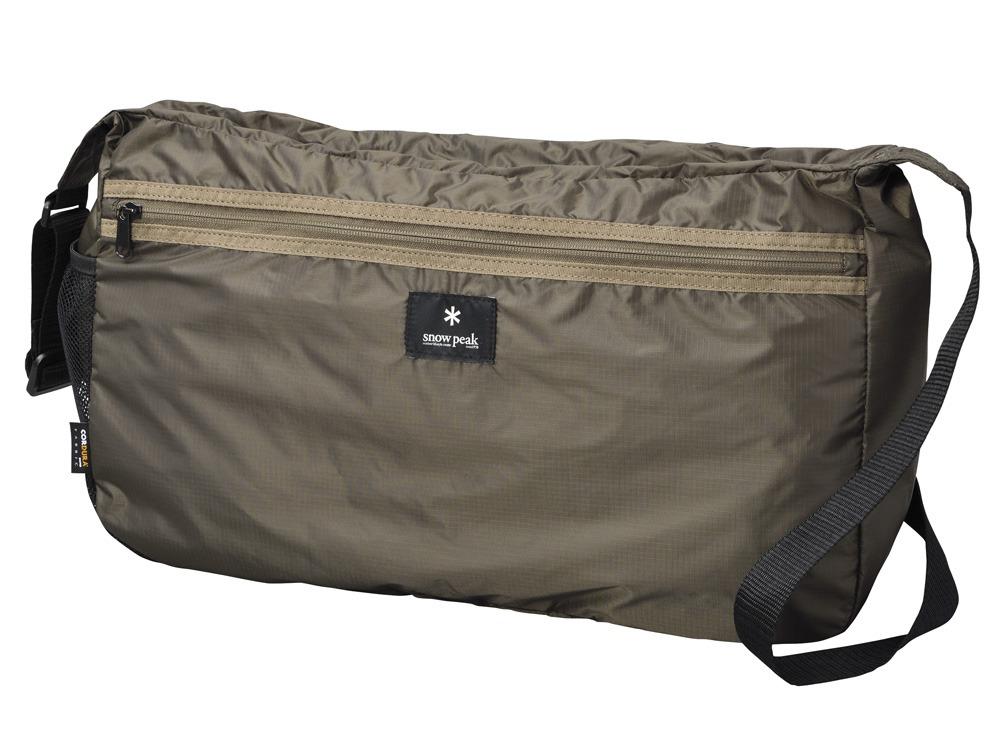 Pocketable Boat Form Shoulder Olive0