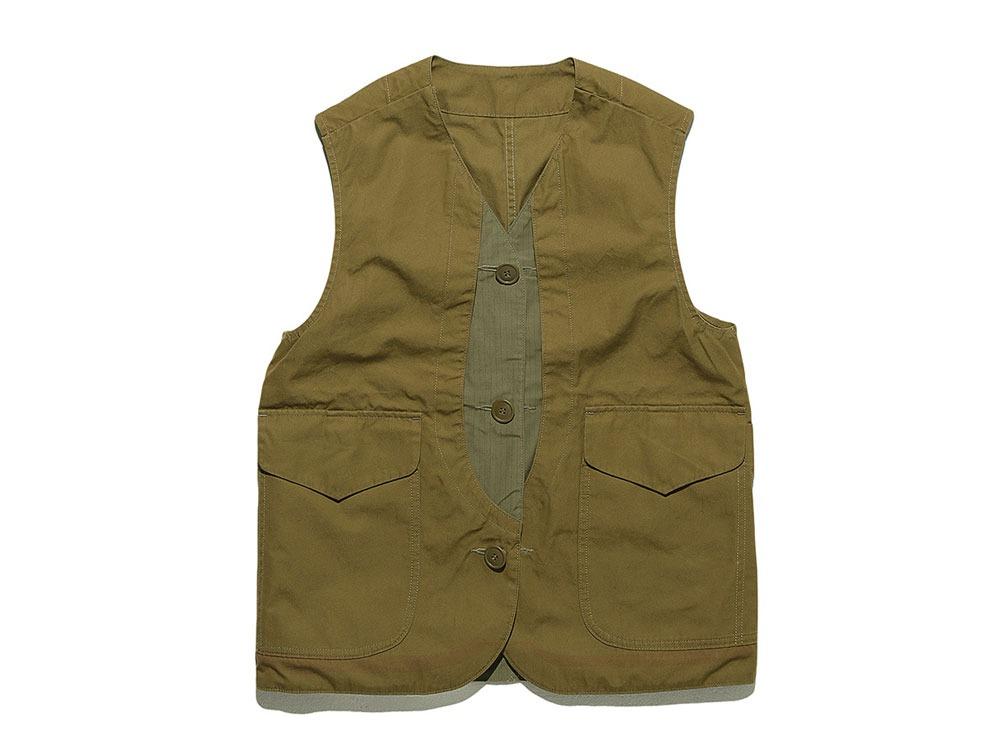 Ventile 3piece Vest #2 L Olive0