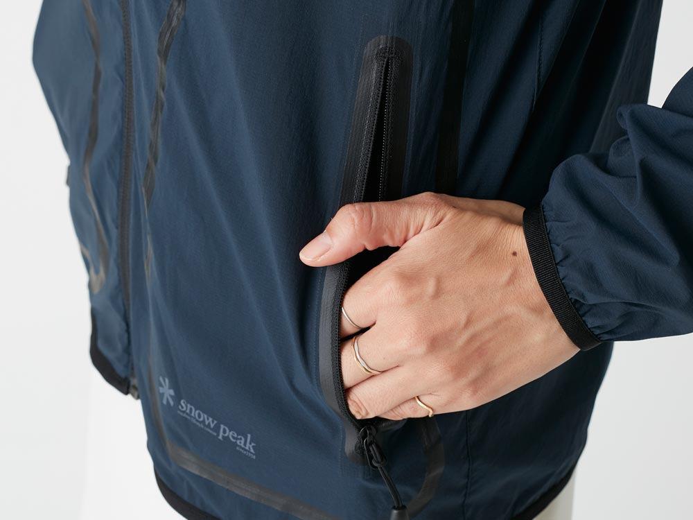 Rain&Wind Resistant Parka M Olive6