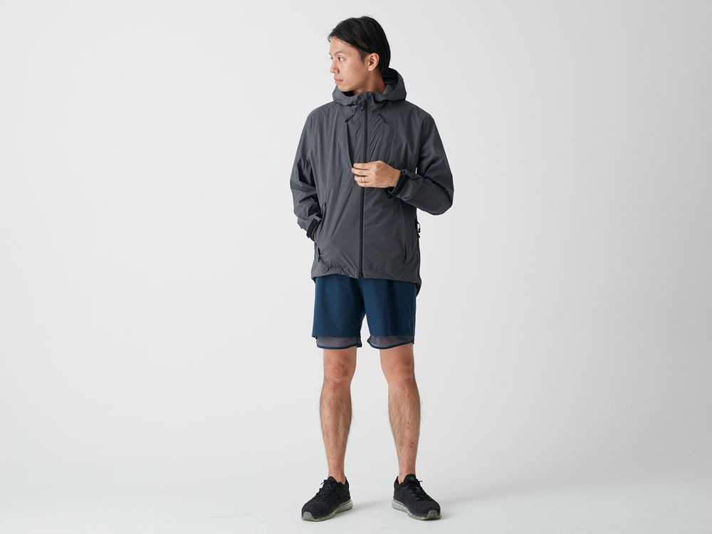 2.5L Wanderlust Jacket S Black1