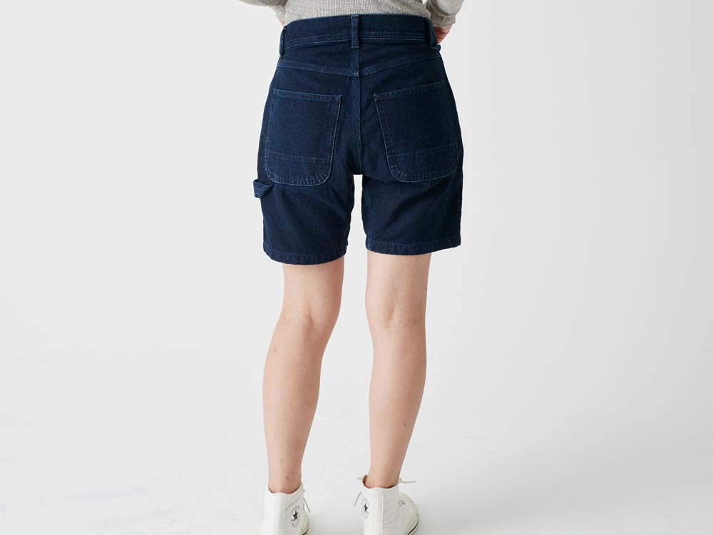 Okayama OX Shorts SIndigo5