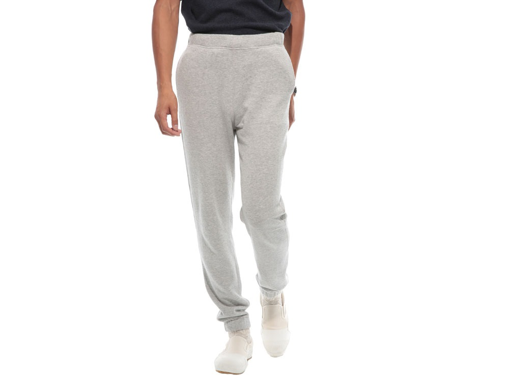 Cashmere Relaxin' Sweat Pants M Oatmeal2
