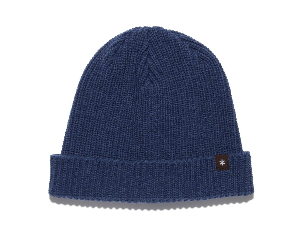 Wool Watch Cap Blue0