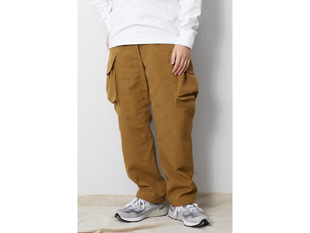 TAKIBI Pants XL Black
