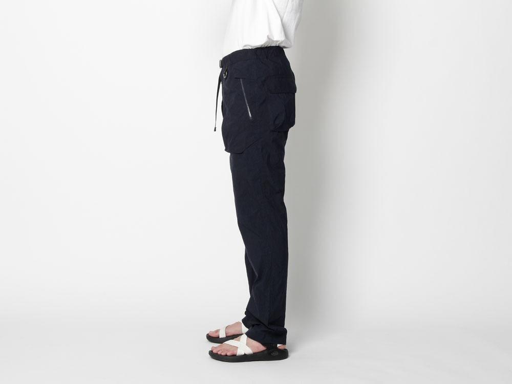 Indigo C/N Anorak Pants XL/L Black1