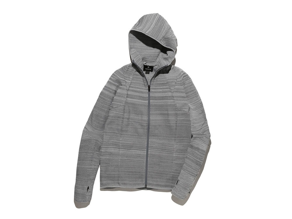 WGStretchKnit Jacket S M.Grey0