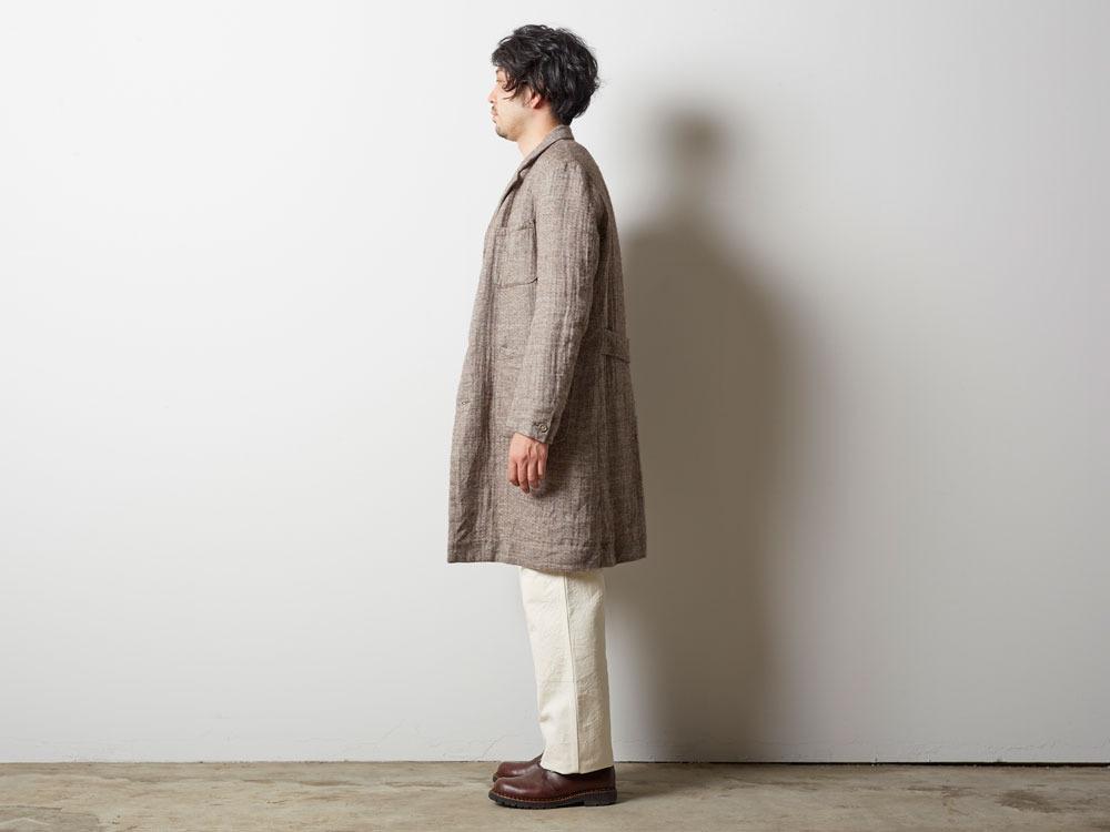 W/L Coat XXL Grey2