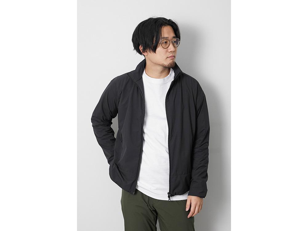 2L Octa Jacket XL Black