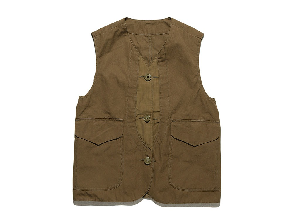 Ventile 3piece Vest #2 XL Brown0