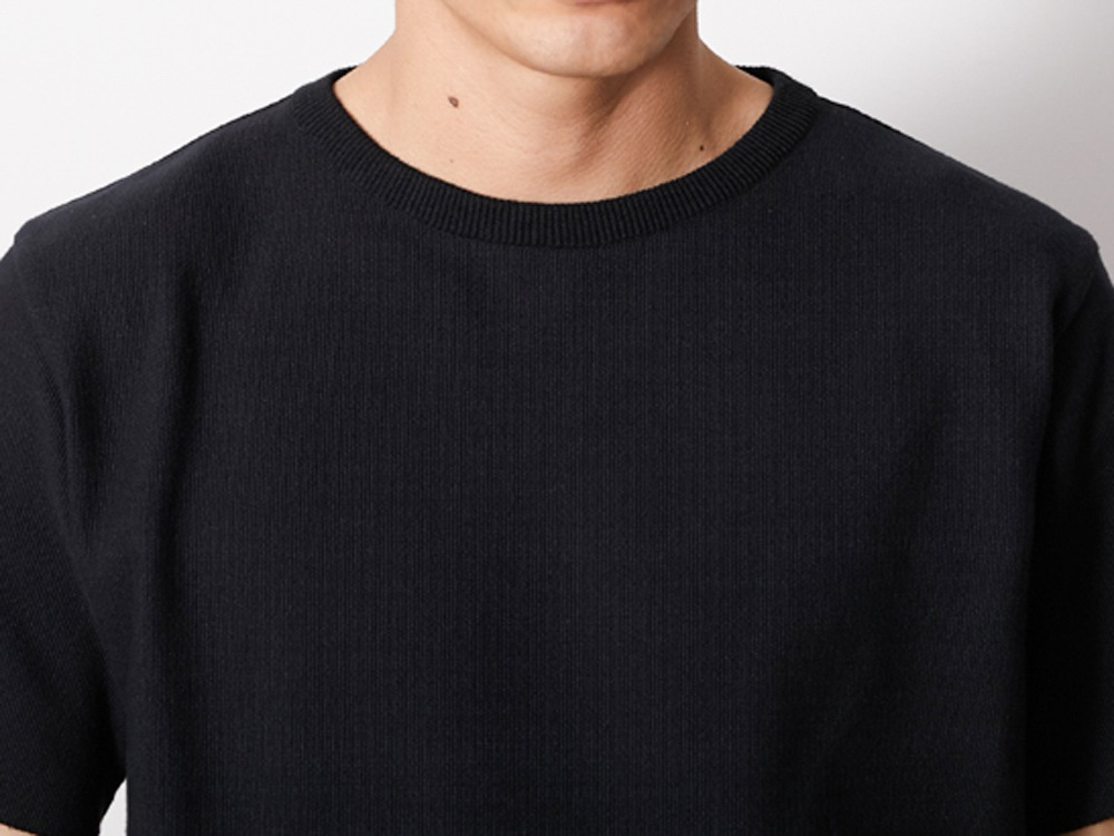 Co/Pe Dry Pullover M White