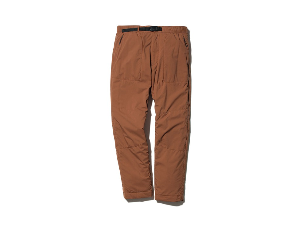 2L Octa Pants L Orange