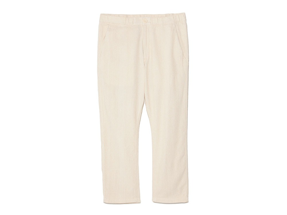 Spec Dyed OX Noragi Pants M Ecru0