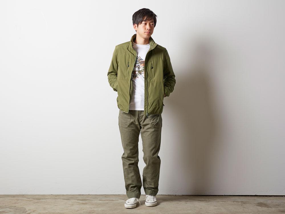2L Octa Jacket 1 Beige1