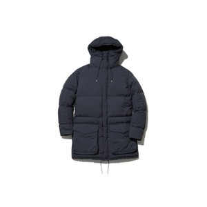 Recycled Ny Ripstop Down Coat XL Black