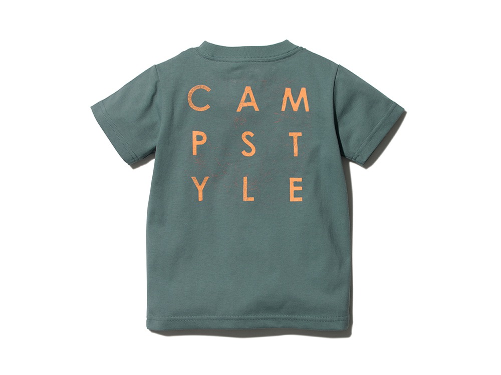 Kids Authentic Campstyle Tee 3 LB