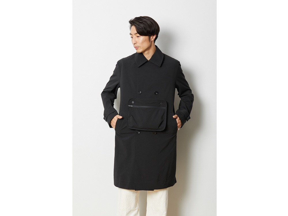 DWR LightWeight Coat M BK1