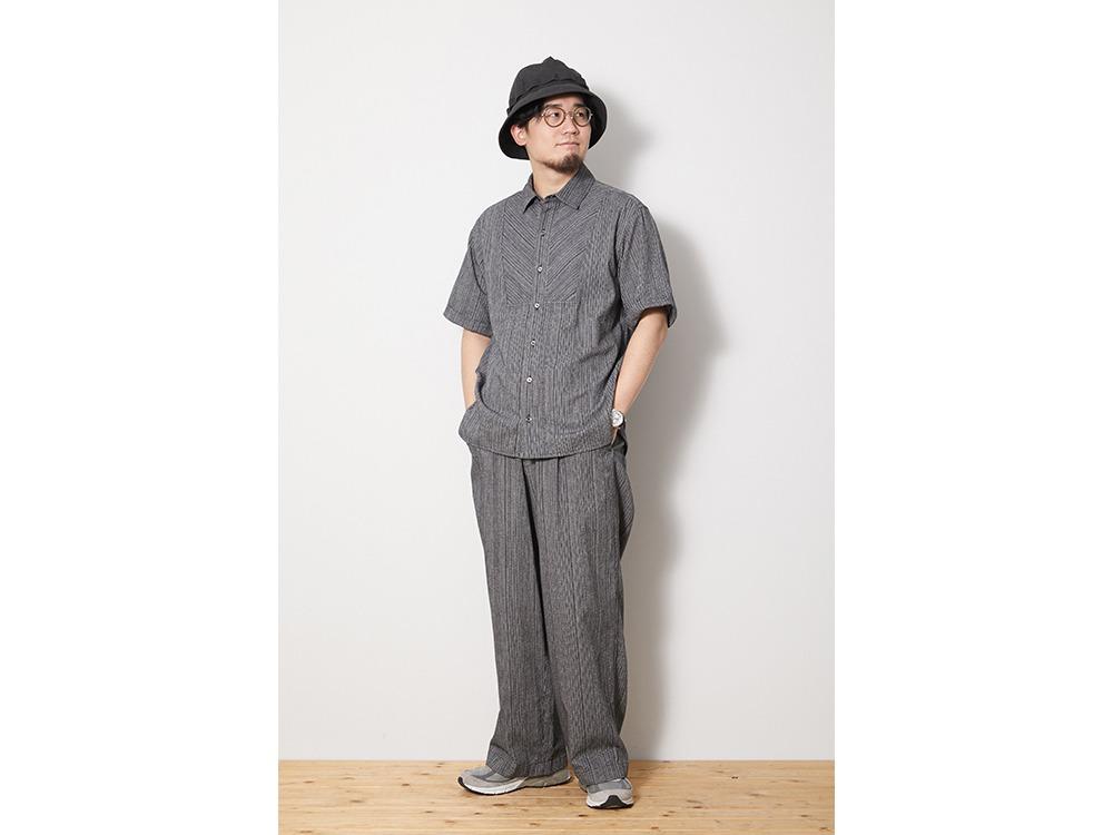 SHIJIRA Shirt M Black