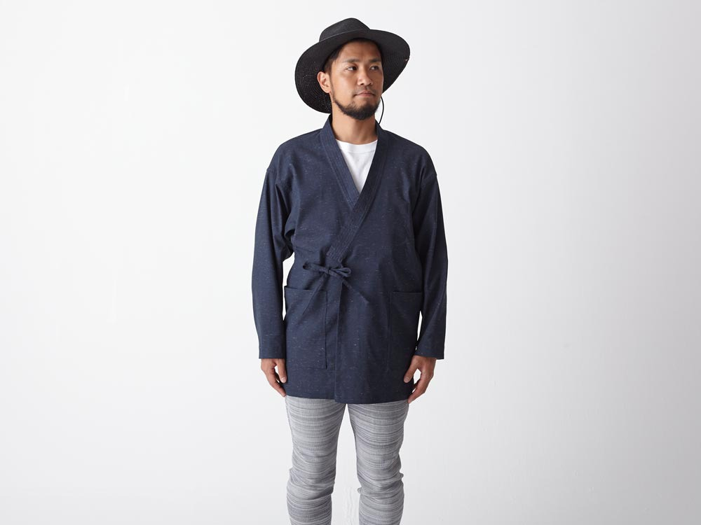 Stretch NORAGI Jacket L Navy4