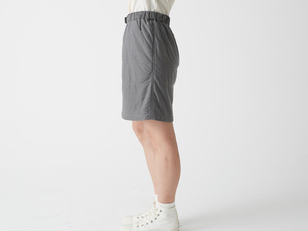 FlexibleInsulated Skirt 4 White2