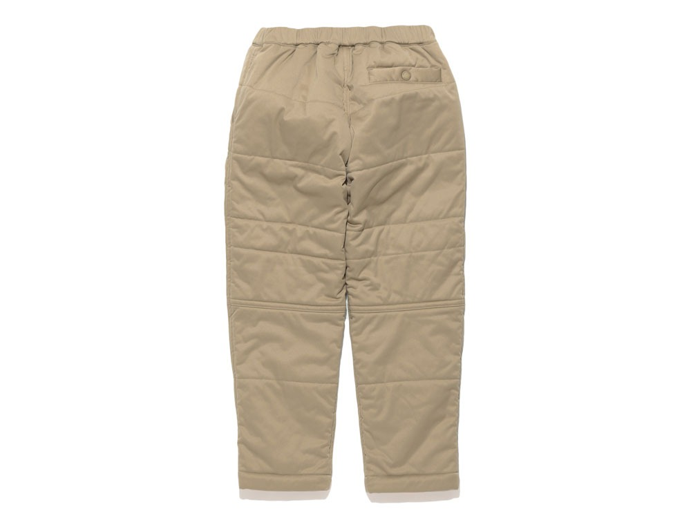 Kids Flexible Insulated Pants 3 Beige1