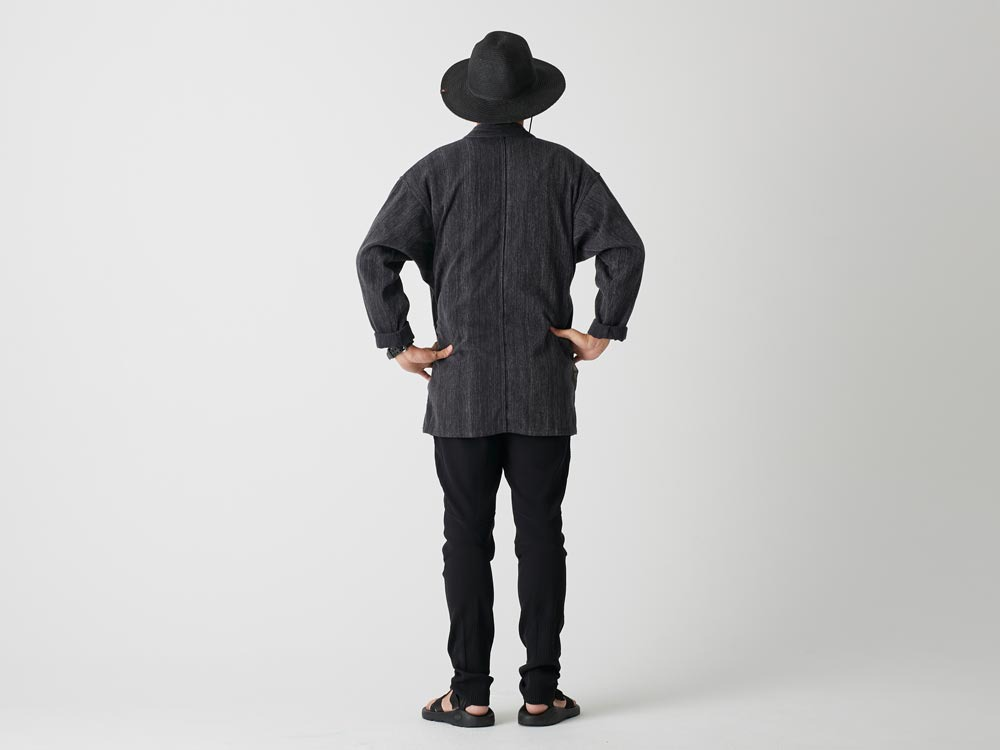Spec Dyed OX Noragi Jacket M Black3