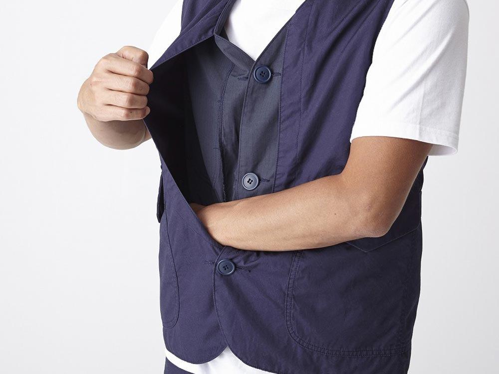 Ventile 3piece Vest #2 L Olive5