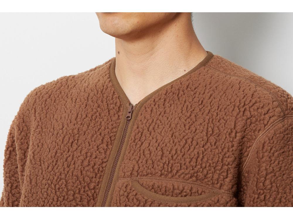 Classic Fleece Pullover XL Khaki