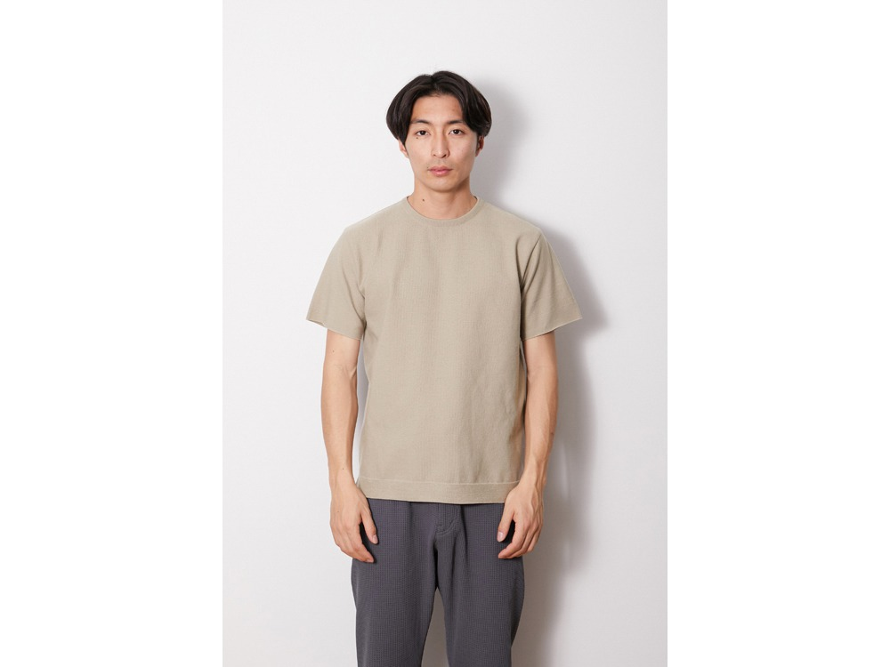 Co/Pe Dry Pullover 1 Beige