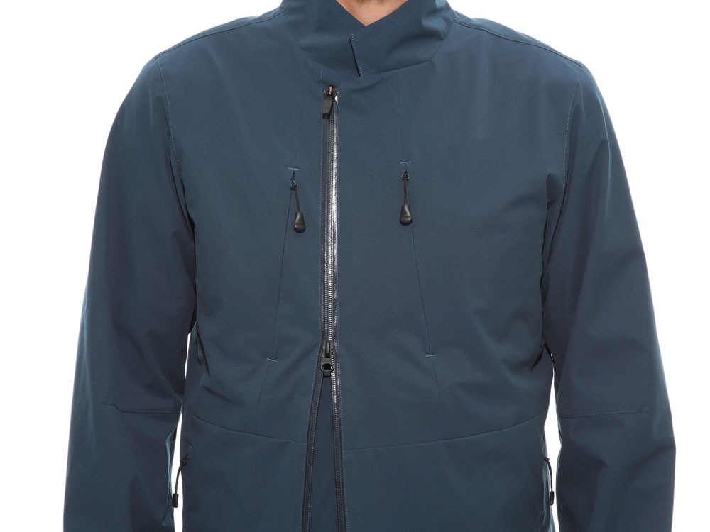 3L Softshell Jacket L Blue5