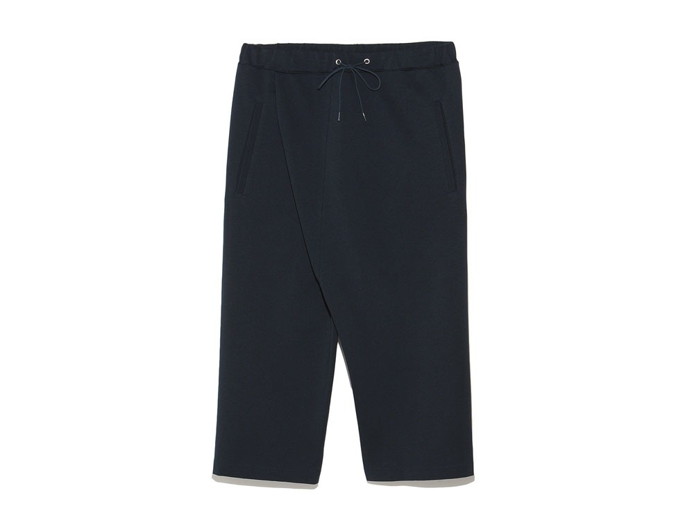 Cotton Ponte Thai Pants 1 Navy0