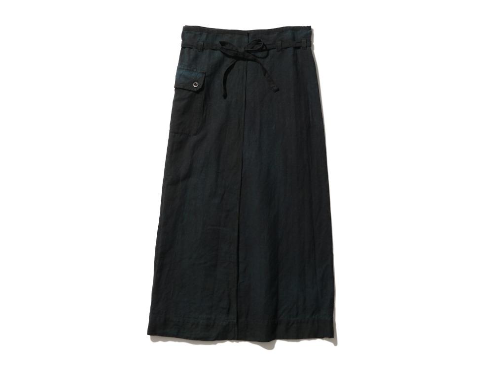 Hand-woven C/L Skirt 1 DORO+AI