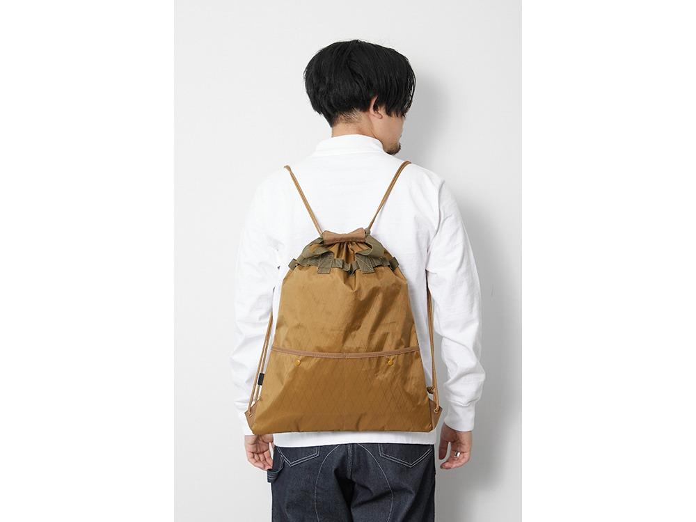 X-Pac Nylon Daypack One Brown