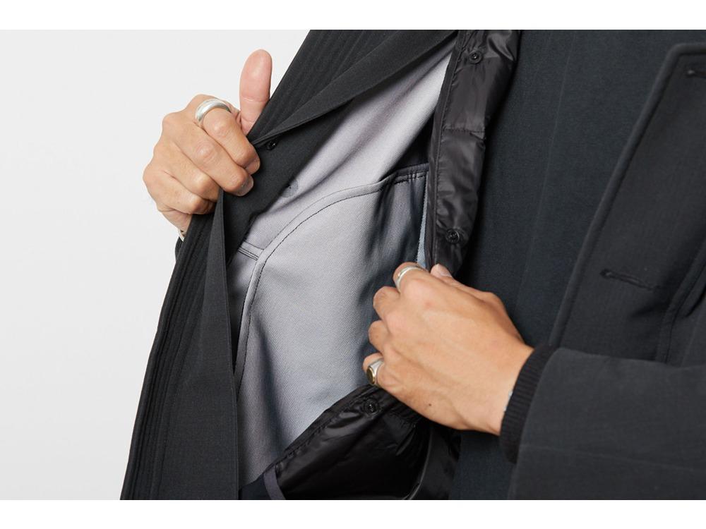 TAKIBI Down Jacket 1 Black